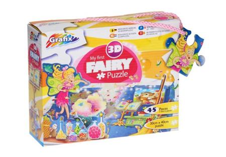 3D puzzel Feeën